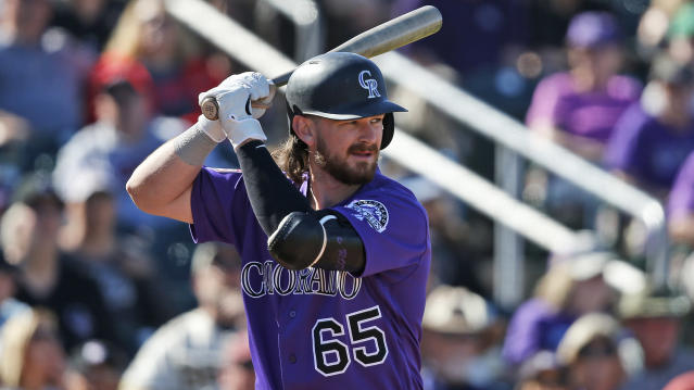 Brendan Rodgers finally got the call. Jesse Pantuosco covers the top prospect's much-anticipated arrival in Friday's Dose. (AP)