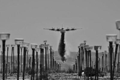 Coulson Aviation has been selected by the United States Air Force to install their RADS-XXL Firefighting System on the C-130H aircraft (CNW Group/Coulson Aviation (USA) Inc.)