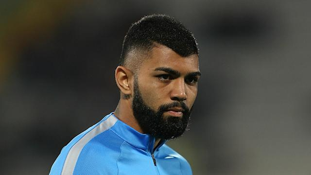 After failing to make the grade at Inter and Benfica, Brazil striker Gabriel Barbosa has complained he was not given a chance.
