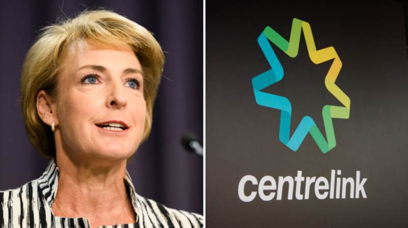 Michaelia Cash has announced a major change to JobSeeker requirements. Images: Getty