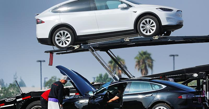 How Electric Cars Are Slowly Moving From Niche To Something People Want