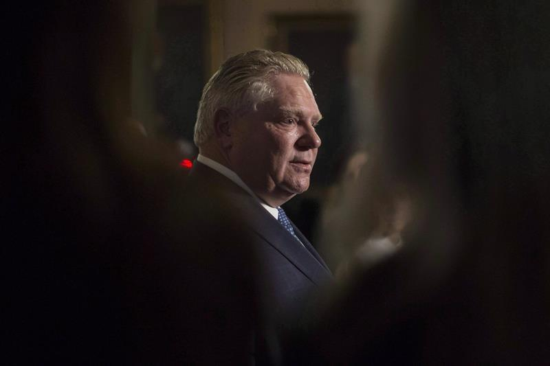 Doug Ford's political interference blamed for collapse of Hydro One-Avista deal
