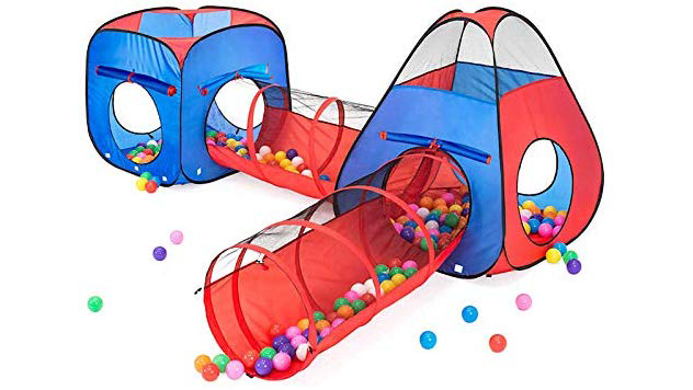 Gifts for kids: Kiddzery Play Tent Ball Pit