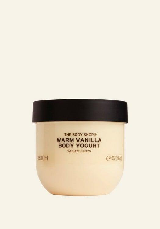 <p>You're very traditional, and you tend to stay loyal to the classics. You also love keeping things subtle, so <span>The Body Shop Limited Edition Warm Vanilla Body Yogurt</span> ($15) is right up your alley.</p>