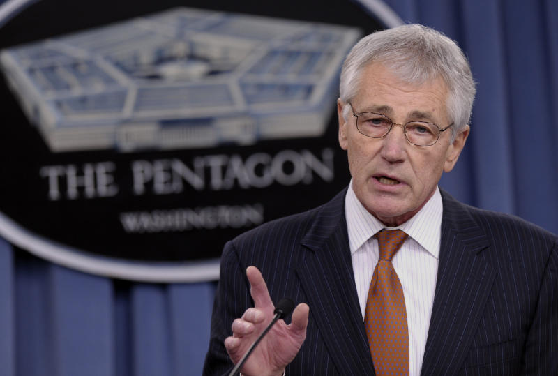 Hagel proposes big cuts in Army in 2015 budget