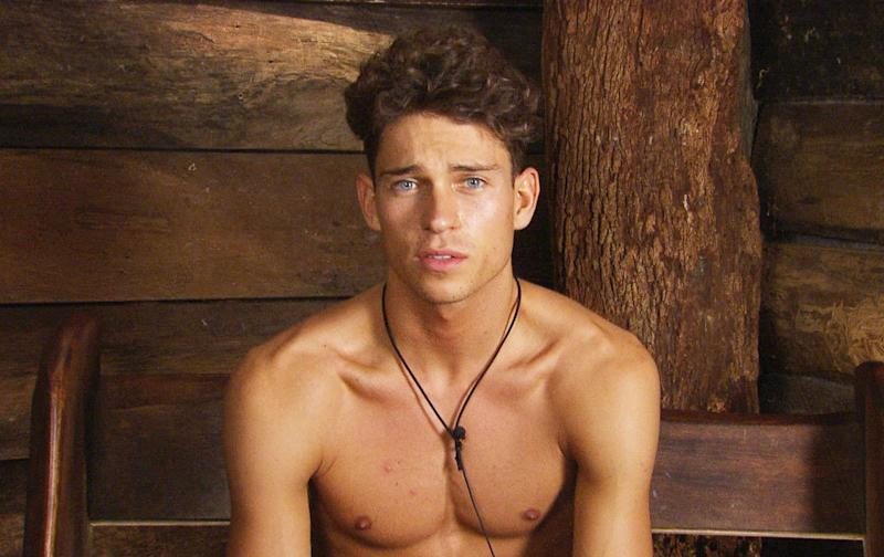 22013 I'm a Celebrity...Get Me Out of Here! campmate Joey Essex