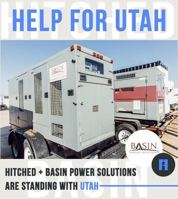 The joint initiative will allow companies affected by outages to rent power generators from Basin Power Solutions at discounted rates through the Hitched platform, with no processing fees.