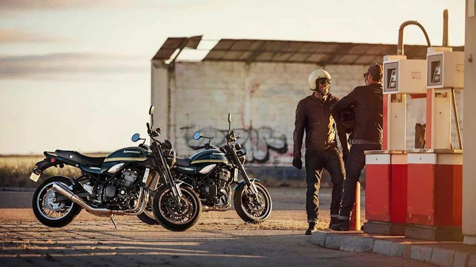 2022 Kawasaki Z900RS available in a new shade in US