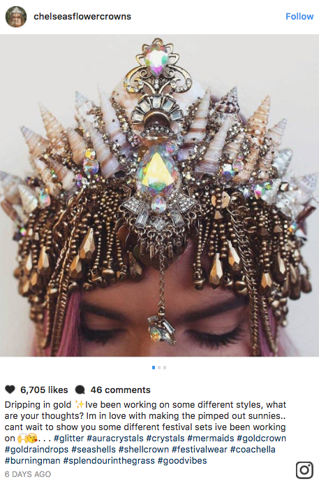 Mermaid Crowns Are The New Flower Crowns