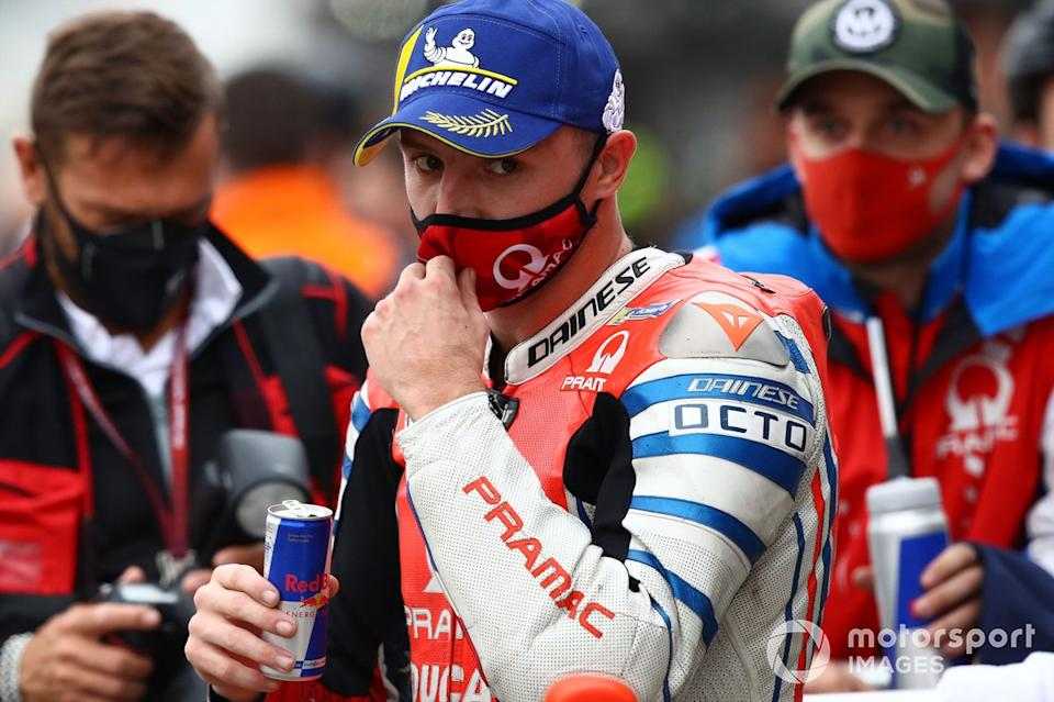 "Segundo Jack Miller, Pramac Racing<span class=""copyright"">Gold and Goose / Motorsport Images</span>"