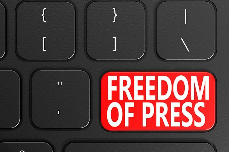 RSF index highlights dismal state of press freedom