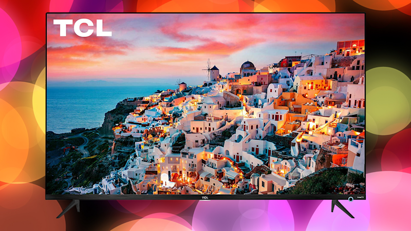 Get this TCL 65-inch 5-Series 4K UHD Roku Smart TV for $200 off. (Photo: TCL)