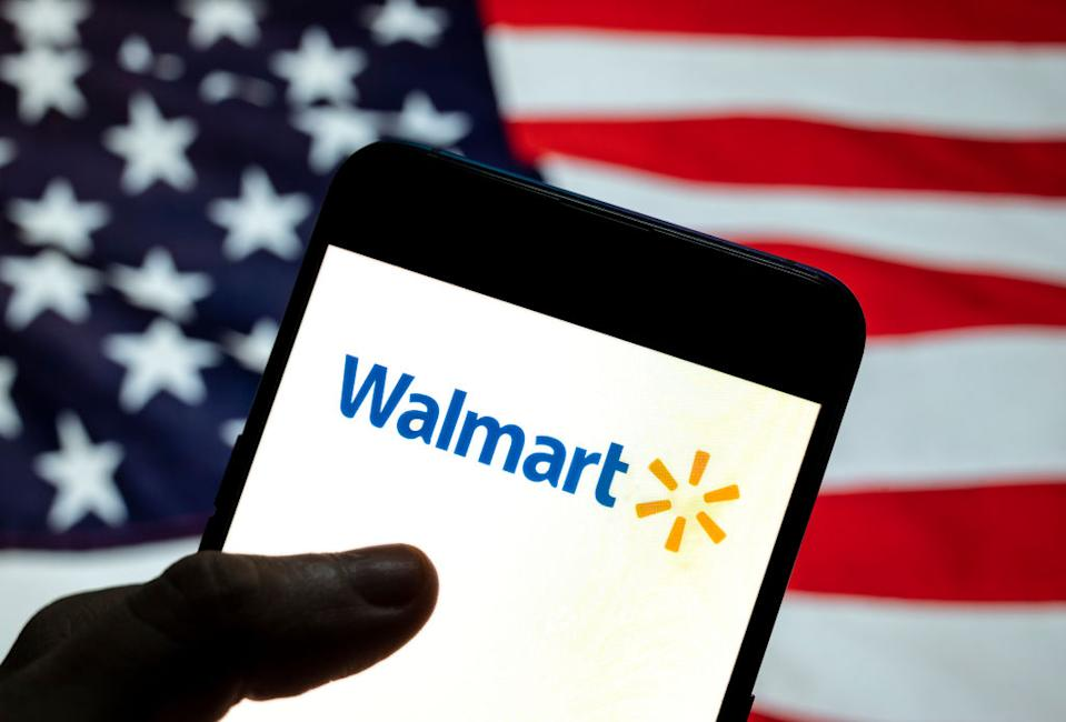 No disrespect to Thomas Jefferson, but Walmart's here to tell you that all sales are not created equal. Happy 4th! (Photo: Getty Images)