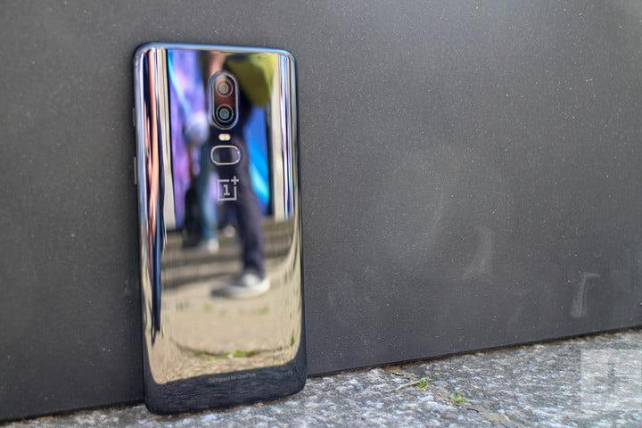 oneplus 6 hands on chrome