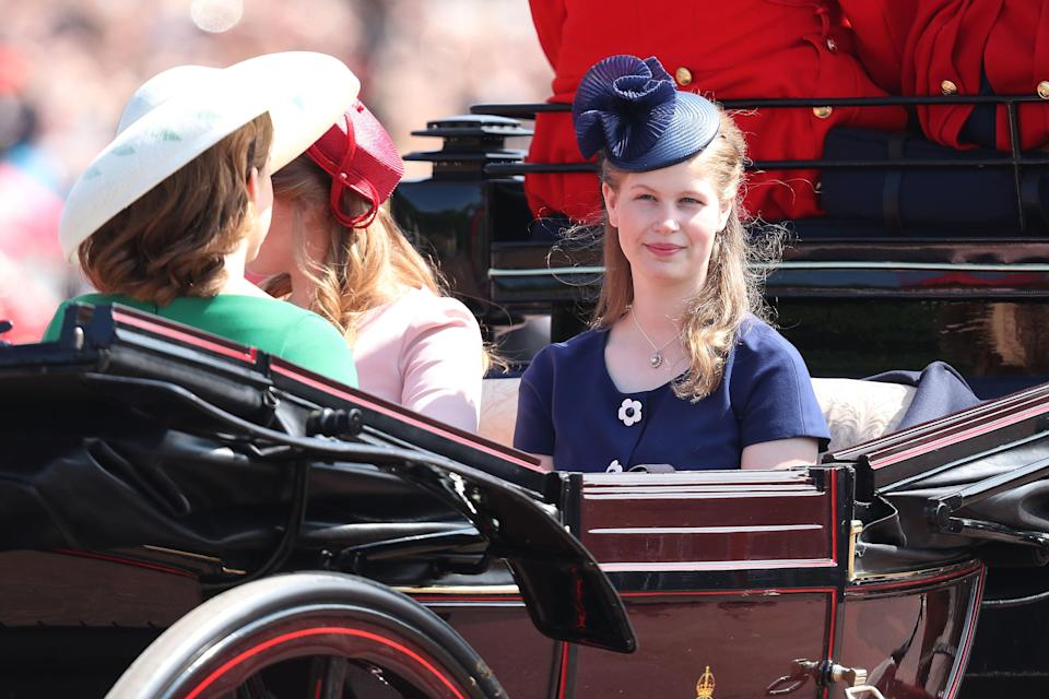 Prince Edward and his wife, Sophie Countess of Wessex's children are entitled to prince and princess titles because their father is the son of the Queen, however they decided to shun tradition. Photo: Getty