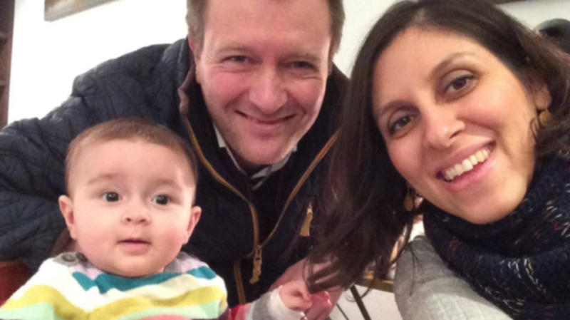 """The husband of imprisoned BritonNazanin Zaghari-Ratcliffehas hailed the """"first ripple of freedom"""" after his wife's court appearance in Iran was postponed following a visit to the country byBoris Johnson."""