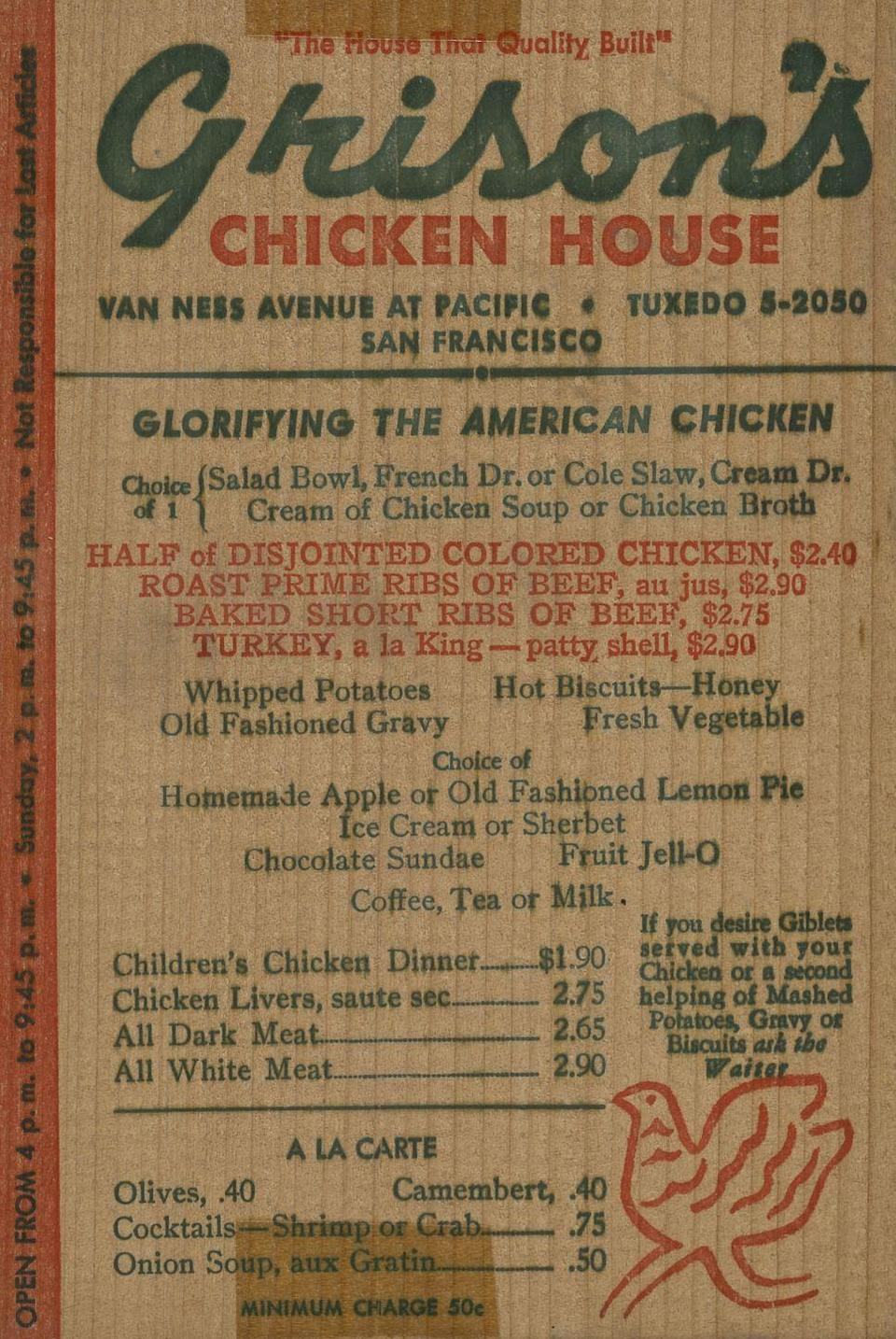 <p>Multi-page restaurant menus that you can browse like a book were unheard of back in the day. Eateries offered a concise list of straightforward mains, sides, and desserts with limited beverage options, and asking for substitutions would definitely get you a dirty look.</p>