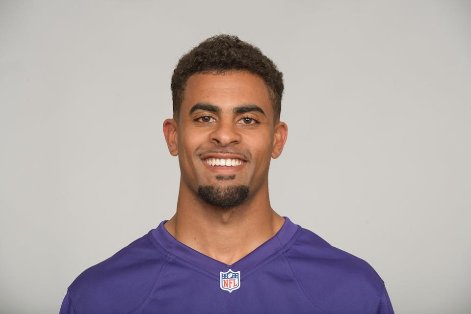Ravens rookie kicker/punter Kaare Vedvik has been hospitalized with head injuries. (AP)