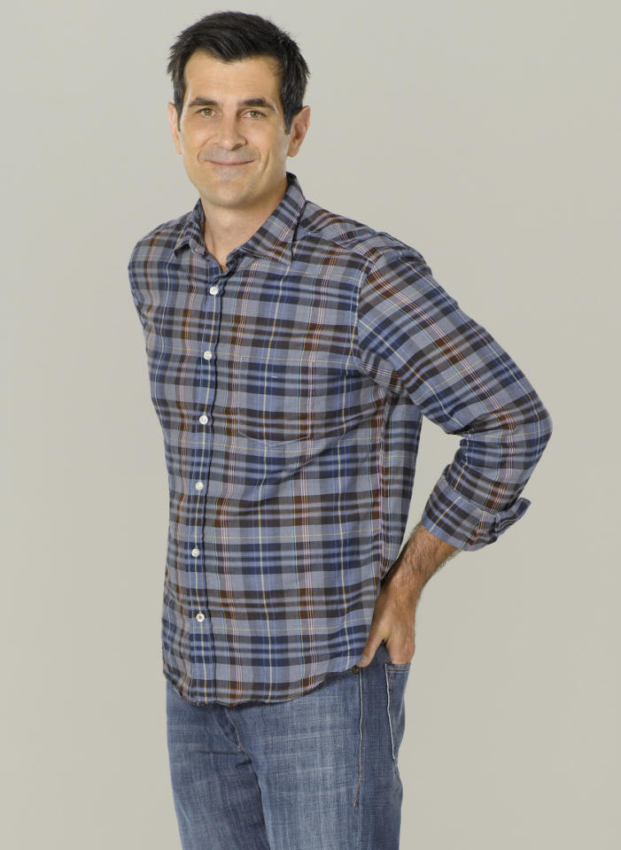"Supporting Actor in a Comedy Series: Ty Burrell, ""Modern Family"""