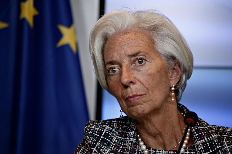 As NY Fed Promises More Cash, What Will Christine Lagarde Do?