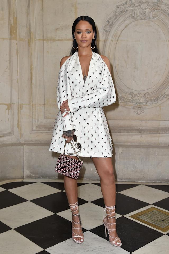 <p>Rihanna better come through with this epic Dior moment! </p>
