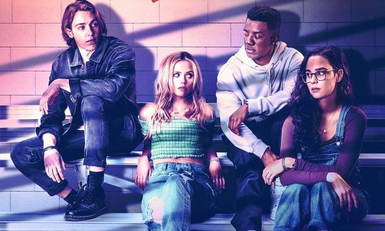 Based on Karen M. McManus's bestselling novel, One of Us Is Lyingtells the story of five high schoolers who all walk into detention together, but only four make it out alive. In this series, everyone is a suspect as the stakes get higher and higher while everyone is trying to find the killer.Starring:Annalisa Cochrane, Chibuikem Uche, Marianly Tejada, Cooper van Grootel, Barrett Carnahan, Mark McKenna, Melissa Collazo, Jessica McLeod, and moreWhen it premieres:Oct. 7 on PeacockWatch the trailer here