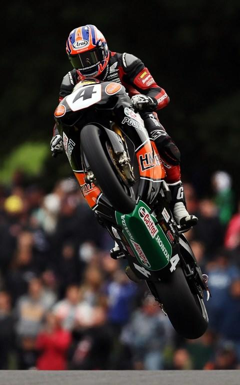 Josh Brookes  - Credit: Bryn Lennon /Getty