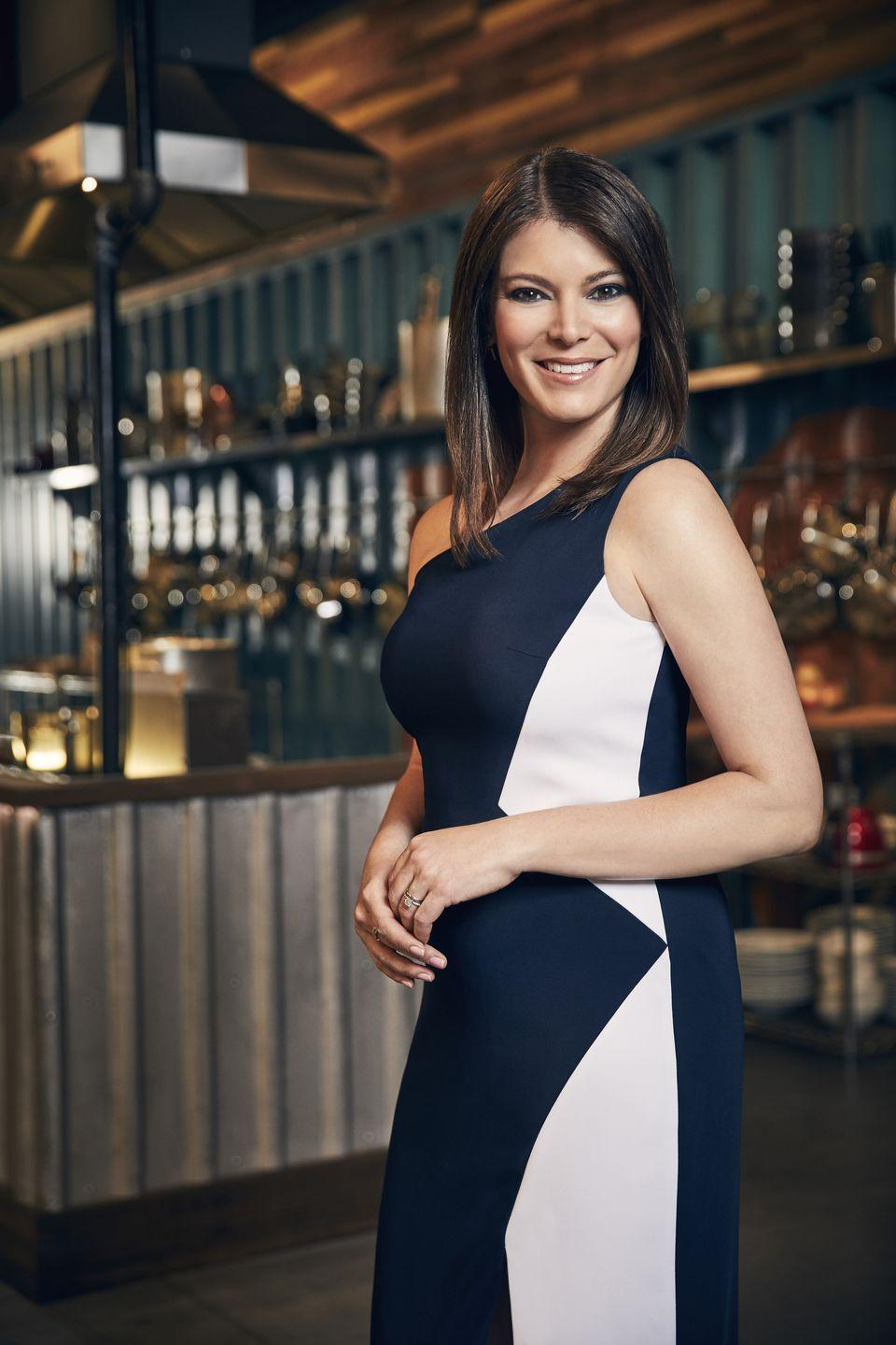 """<p>While viewers only see a few minutes of debate, judge Gail Simmons revealed to <a href=""""https://parade.com/871806/paulettecohn/top-chef-judge-gail-simmons-on-what-really-happens-at-judges-table-whats-always-in-her-fridge-and-healthy-eating-on-the-road/"""" rel=""""nofollow noopener"""" target=""""_blank"""" data-ylk=""""slk:Parade"""" class=""""link rapid-noclick-resp""""><em>Parade</em></a> that Judges' Table takes about four hours. </p>"""