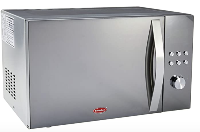 Microwave Oven with Convection Grill, 28L. PHOTO: Amazon