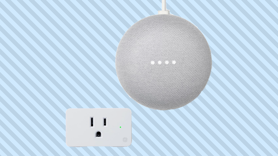 Start building the smart home of your dreams today, with this discounted bundle. (Photo: Lowe's)