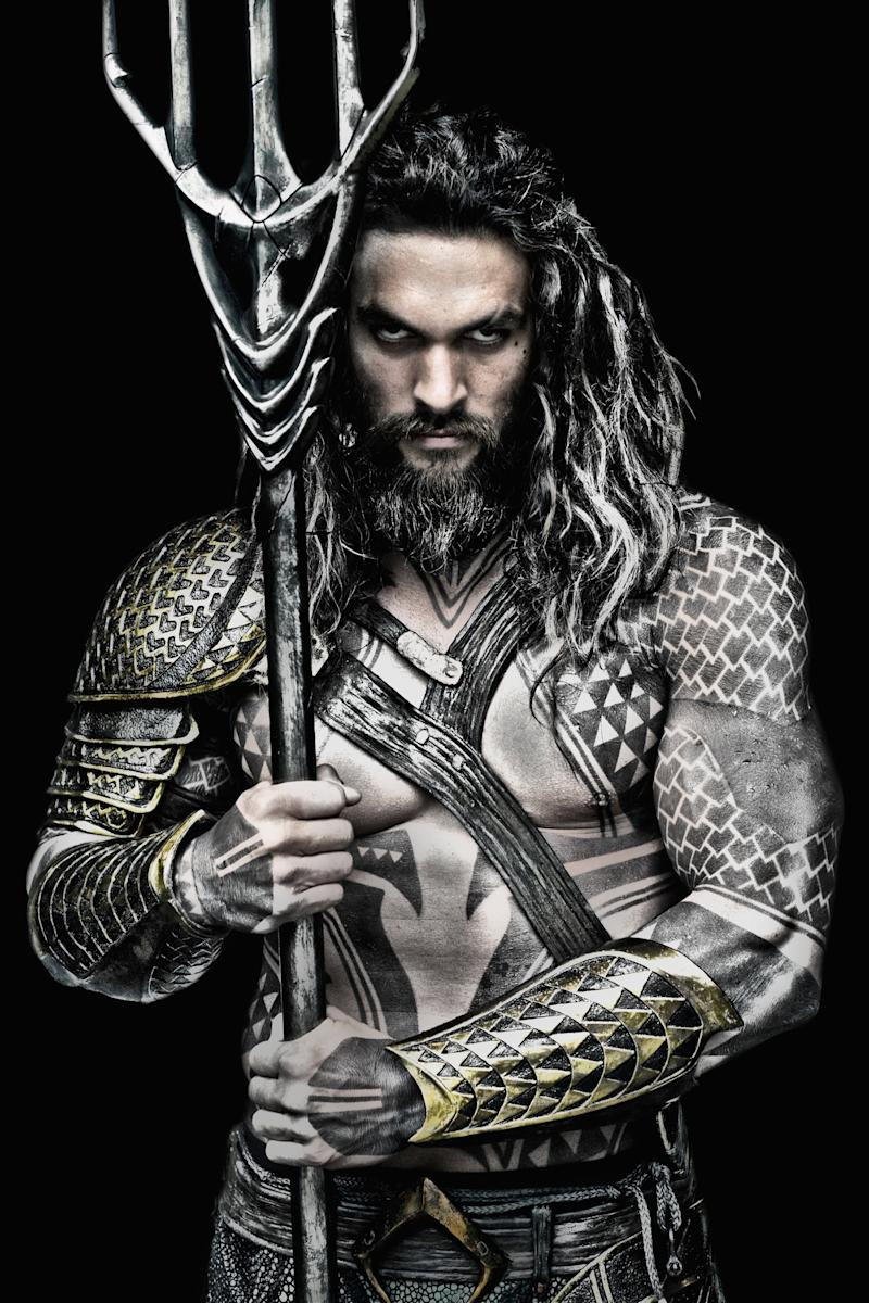 'Aquaman' has started shooting