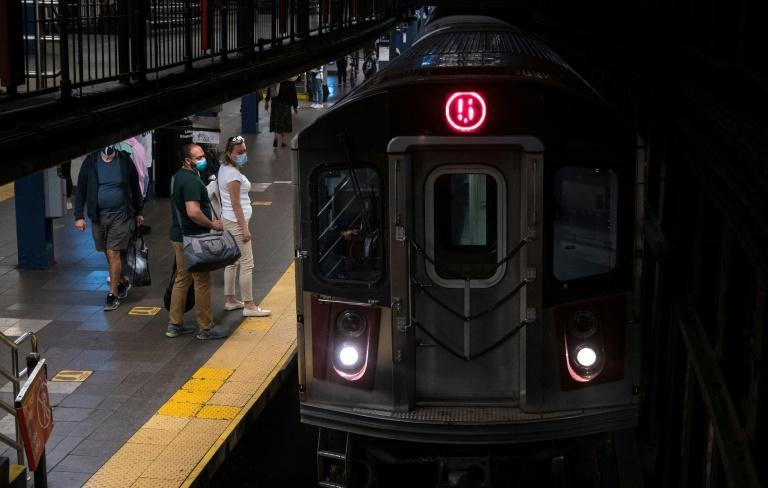 The New York subway returned to 24-hour services on May 17, 2021