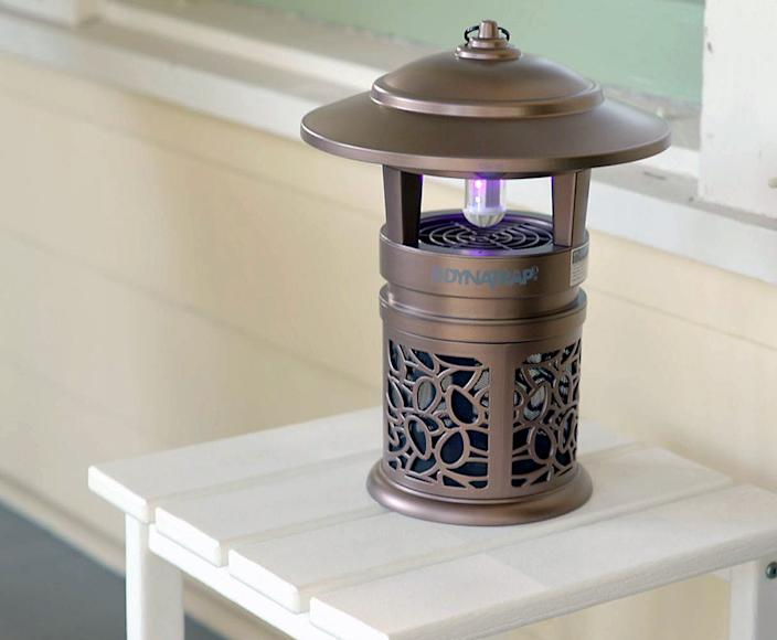 Eliminate the torture of summer bug bites with this quiet, effective device. (Photo: QVC)