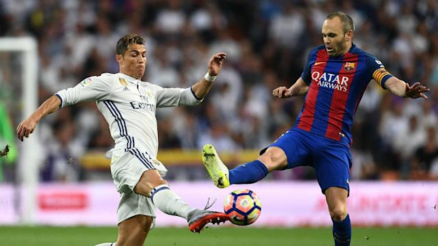 The Spain international sat out Barca's training session on the eve of the derby at Espanyol due to soreness in his right adductor
