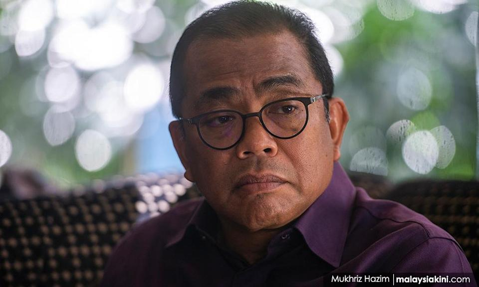 Umno veep suggests MPs break ranks if they disagree with Budget 2021
