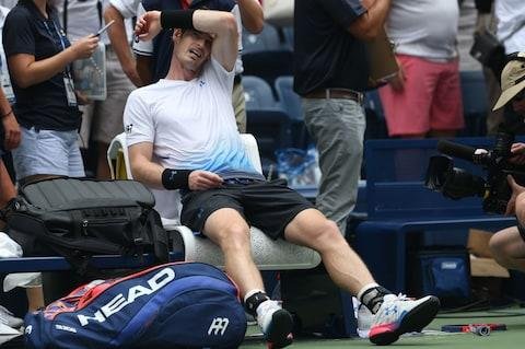 <span>Murray has not ruled out further surgery on his hip</span> <span>Credit: ANADOLU </span>