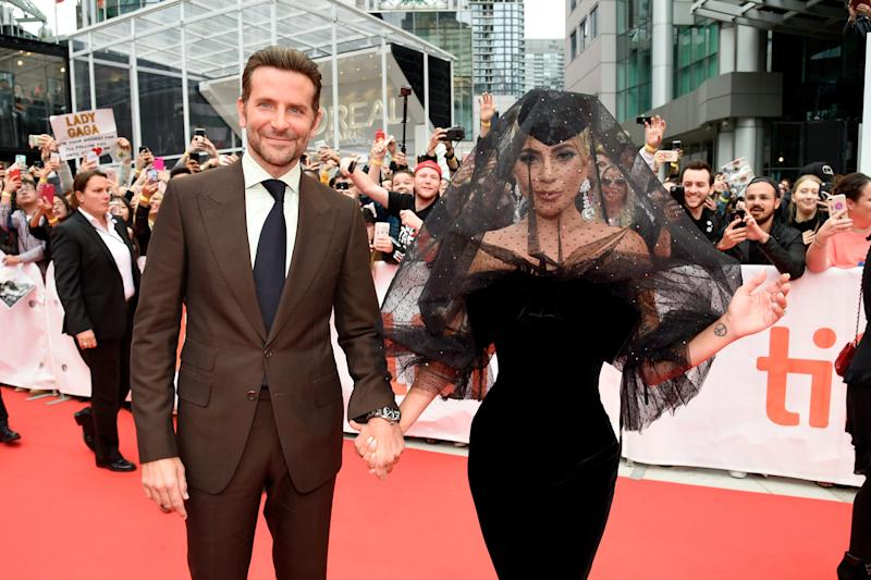 did bradley cooper dating lady gaga