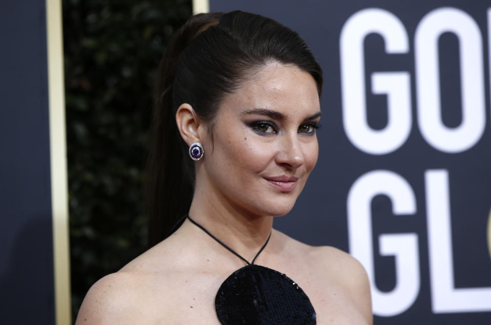 Shailene Woodley opens up about insecurity, mental health and being the