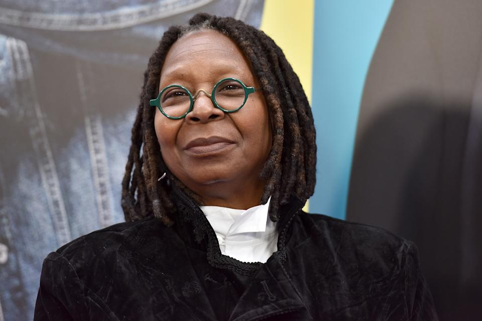Actress Whoopi Goldberg attends