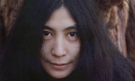 John Lennon and Yoko Ono a year before their wedding: Decades later, Paul McCartney says Yoko didn't break up The Beatles, after all.
