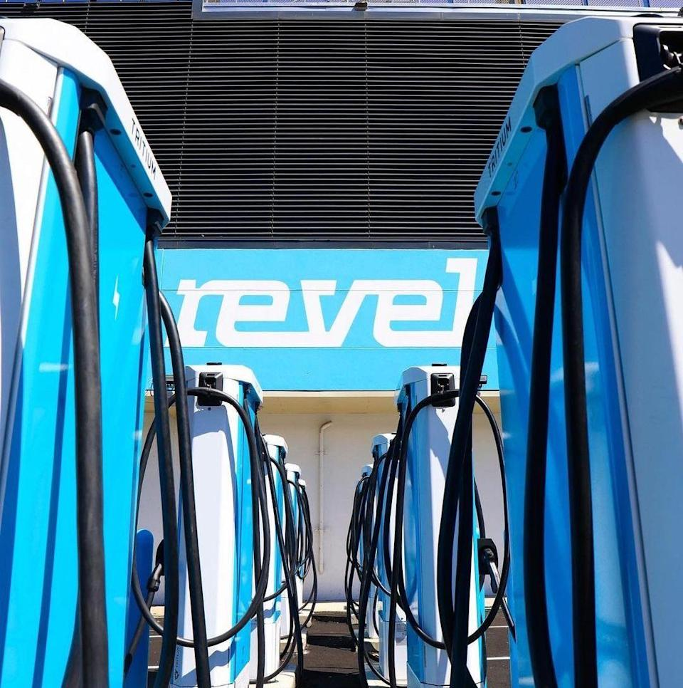 Revel Chargers