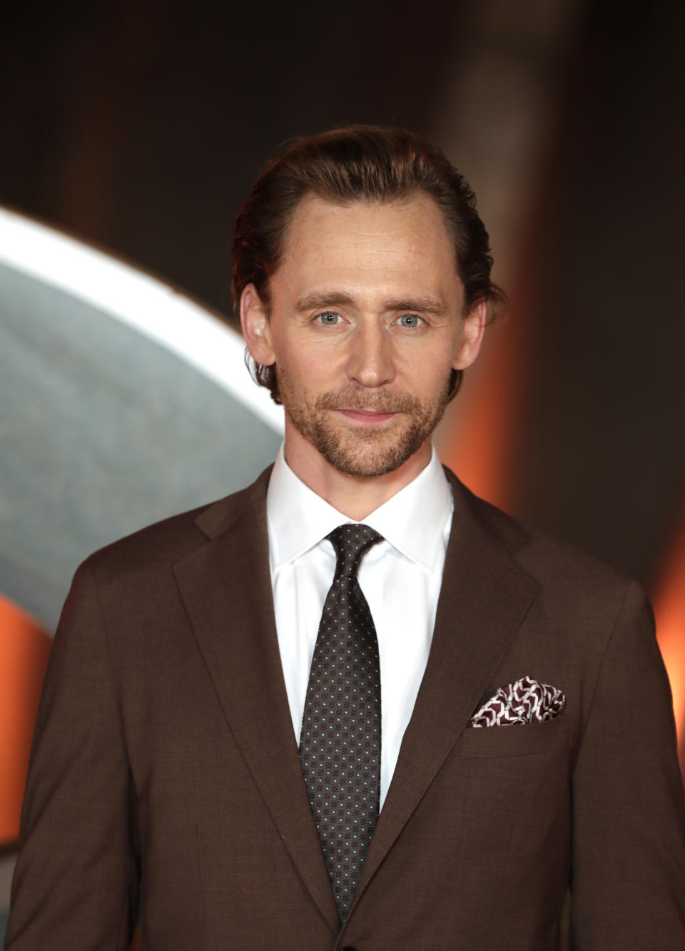 LONDON, ENGLAND - JUNE 08:   Tom Hiddleston attends the Special Screening of Marvel Studios' series LOKI on June 08, 2021 in London, England. LOKI will stream exclusively on Disney+ from Wednesday June 9, with new episodes every Wednesday. (Photo by John Phillips/Getty Images for Walt Disney Studios Motion Pictures UK)