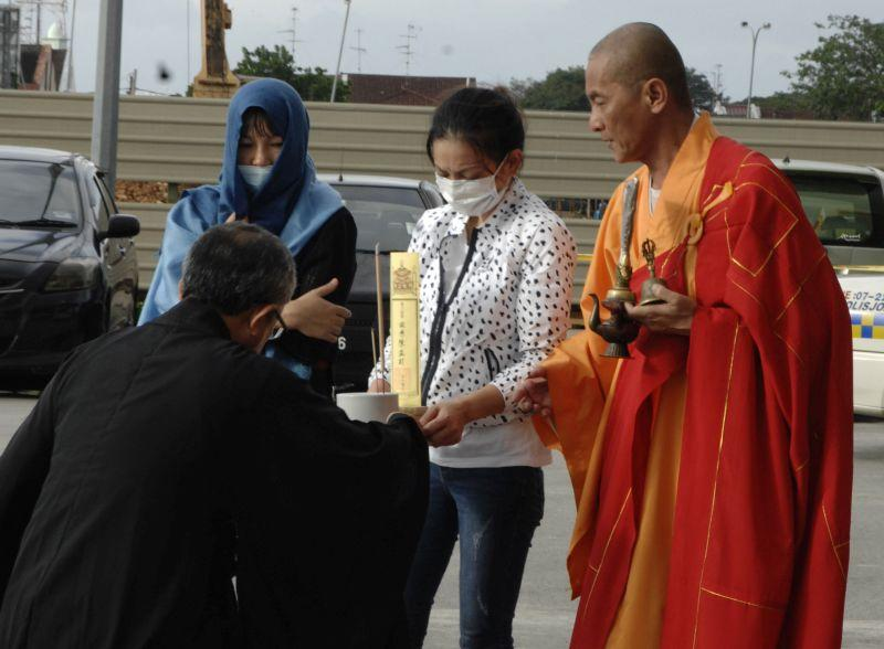Taoist ritual held at site of Johor petrol station murder