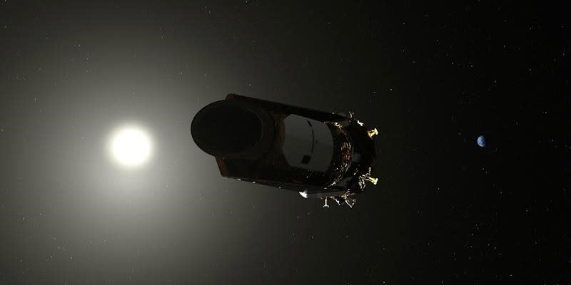 Hunter exoplanets Kepler has stopped working