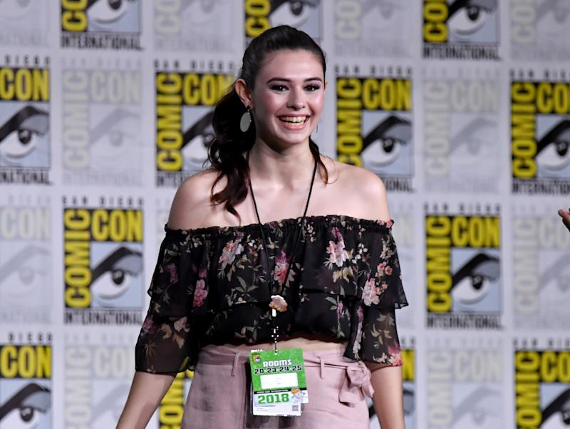Nicole Maines Will Play TV's 1st Transgender Superhero On 'Supergirl'