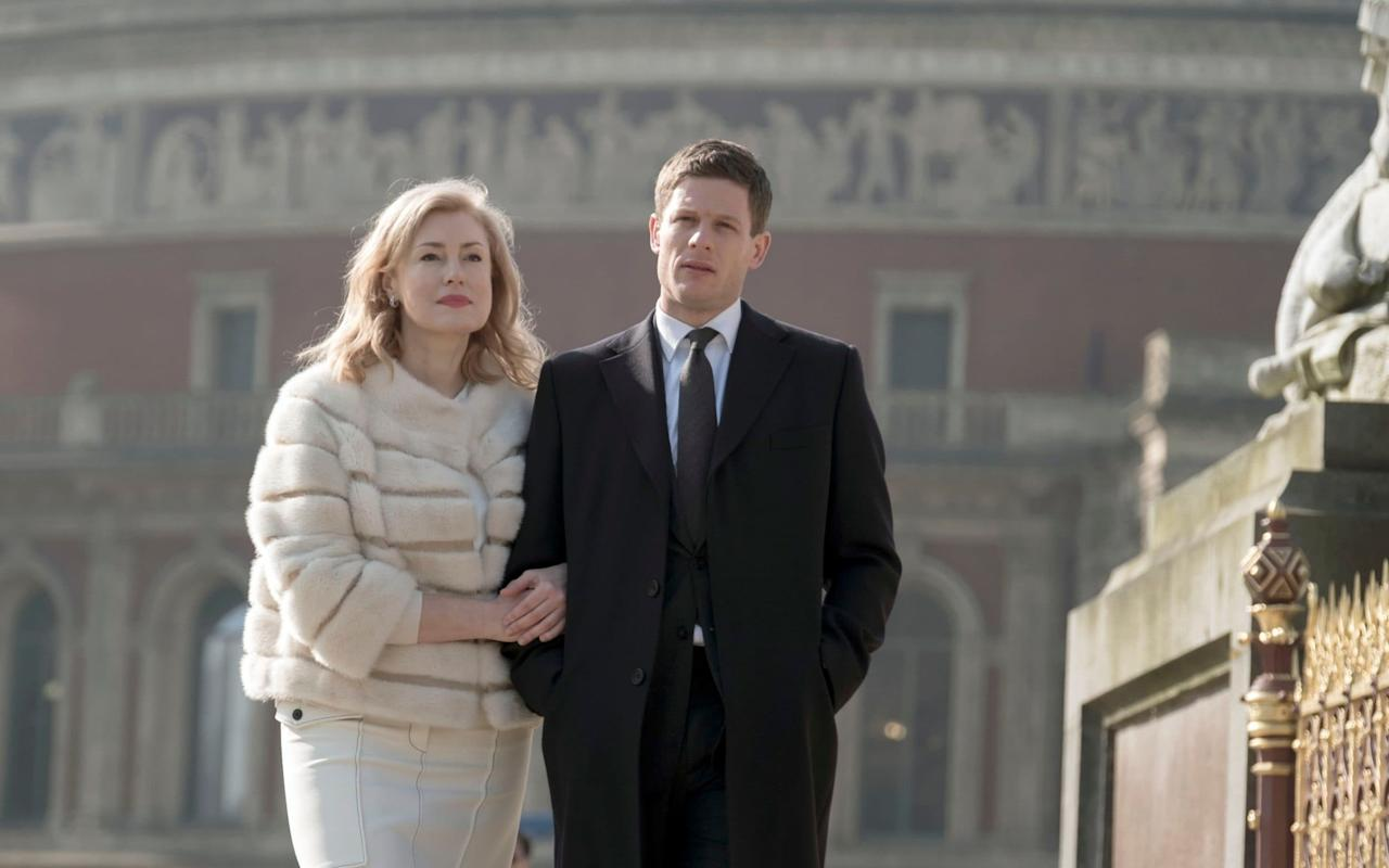 """Tuesday 2 January Wednesday 3 January Thursday 4 January Friday 5 January New Year's Day McMafia BBC One, 9.00pm This slick, smart thriller about Russian gangsters, banking greed and the globalisation of organised crime is the BBC's flagship drama for the new year – and deservedly so. Taking Misha Glenny's fascinating account of the spread of crime since the break-up of the Soviet bloc as its starting point, the addictive McMafia spins a tense web of lies, betrayals and deceit revolving around James Norton's Alex Godman, the English-raised, private-school educated son of Russian exiles who has turned his back on his family's less-than-reputable past to forge a """"respectable"""" career in banking. When that past comes rushing in, Alex soon discovers that he's not the man that he thought he was – can he break free of family ties or will he lose everything that he's worked for? It would be easy to see McMafia as another glossy thriller in the same mode as The Night Manager, but it's more interesting than that. Hossein Amini (who wrote the film Drive) and James Watkins's subtle script delves deep into the realities of being an outsider and Norton makes for a charismatic, complex leading man. Watkins also directs with verve, allowing us to see that far more is at stake than one man's soul. Sarah Hughes Grandpa's Great Escape BBC One, 6.55pm There's just time to squeeze in one last festive treat with this lovely adaptation of one of David Walliams's most enjoyable books. Tom Courtenay plays the eponymous Grandpa, a former Second World War pilot living with Alzheimer's disease and stuck in a dreadful care home. Can grandson Jack (Kit Connor) help him mount one final escape? New Year's Day Concert from Vienna 2018 BBC Four, 7.00pm The Vienna Philharmonic Orchestra's New Year's concert is one of the highlights of the classical music year and this year's should be no exception. Riccardo Muti conducts a performance of polkas, waltzes and marches composed by the Strauss family and """