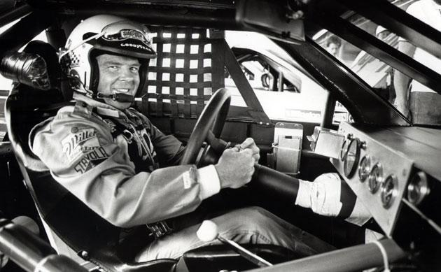 Dick Trickle dies of apparent self-inflicted gunshot wound