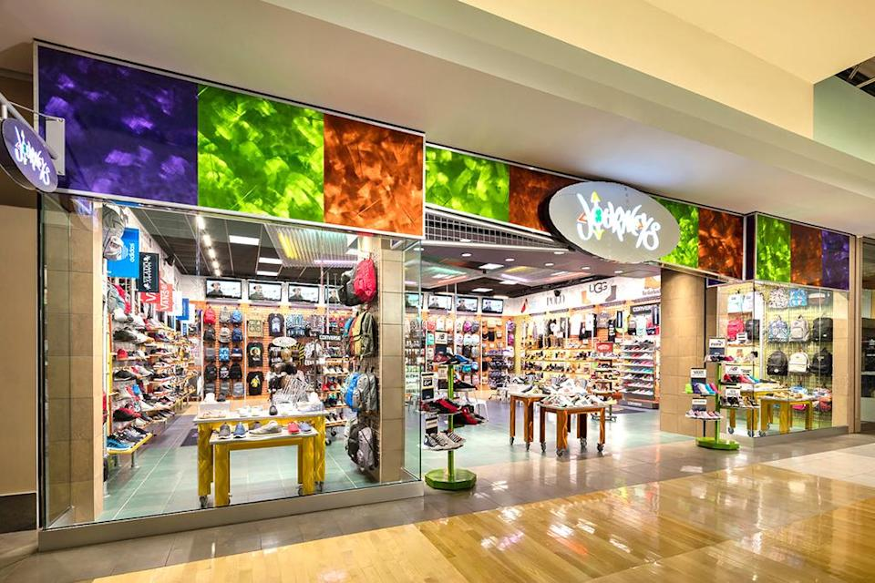 A Journeys store. - Credit: Courtesy of Journeys
