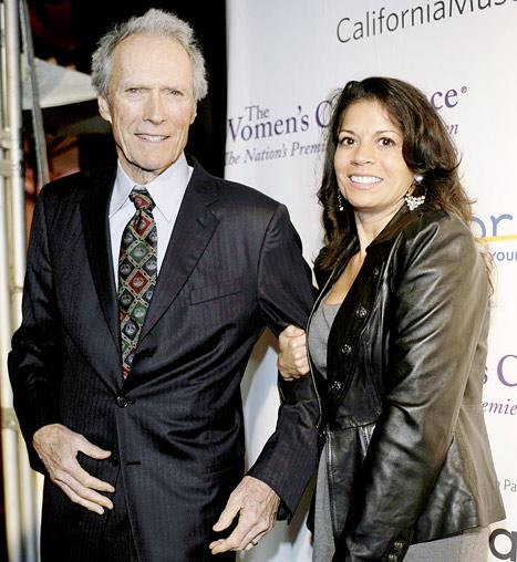 Dina Eastwood Files For Divorce From Clint Eastwood