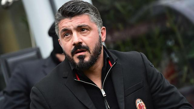 Milan coach Gennaro Gattuso won't want to lose his star defender.